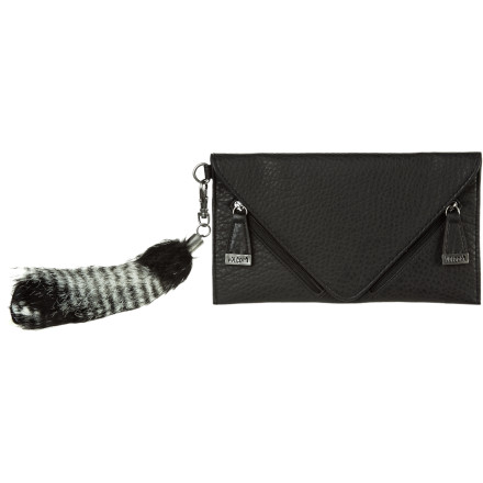 Surf Volcom Furballz Clutch Wallet - $19.17