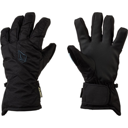 Snowboard Volcom's Full Pipe Gore-Tex Gloves are so stylish you may want to sport them with your seersucker in the middle of summer. But please refrain, and only break them out for days spent riding and high-fiving your friends in the winter. - $41.97