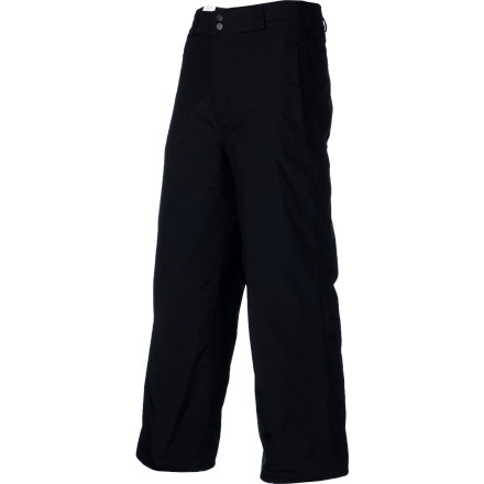 Snowboard Keep your snow grom warm and protected with the Volcom Boys' Module Insulated Pant. Comfy insulation throughout warms his legs during long lift rides. - $34.98
