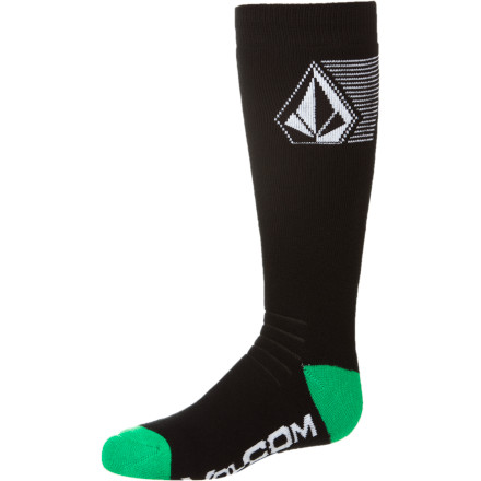 BMX Volcom Remote Micro Tech Sock - $8.37