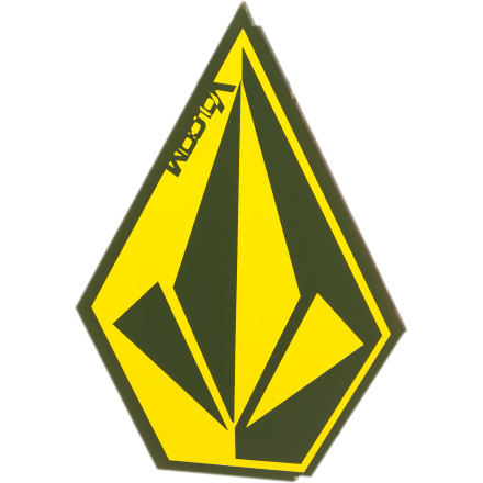 Surf The acrylic Volcom Stone Wax Scraper will get that pesky hot wax off of your base with all the class, care, and charm af a real-deal, no-bones-about-it wax scraper. - $10.46