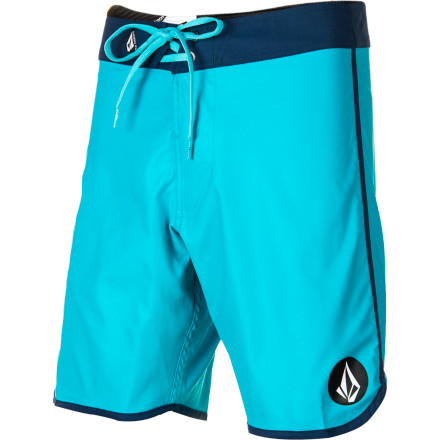 Surf The Volcom Men's City Limits Board Short offers straight and simple style while you catch waves, wakeboard, or help your little nephew dig for sand crabs. - $29.67