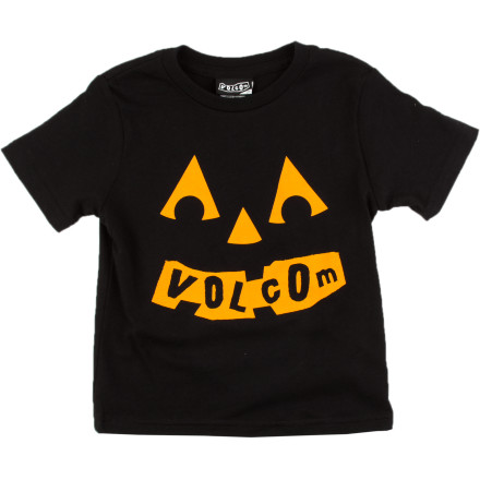 Surf Volcom Jack O Pistol T-Shirt - Short-Sleeve - Little Boys' - $7.18