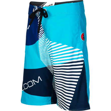 Surf It's time for big waves, and your kid has basically moved into the ocean for the season. The Volcom Boys' Maguro Fun Board Shorts dish out the style and the comfort he needs to feel good in his new environment. - $26.97