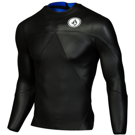 Surf The water's a little colder than usual today due to the storm rolling in, but the waves are looking money. Grab your Volcom Glued Stone Men's Rashguard Jacket and hit the lineup. It has glued and stitched seams to keep cold water from entering so you're not constantly switching between warm and cold when you're in the water for hours. - $84.95