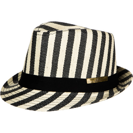 Surf Welcome back warm weather in style with the Volcom Embrace The Hat. This straw fedora helps block the sun out of your eyes while keeping your head nice and cool. - $18.71