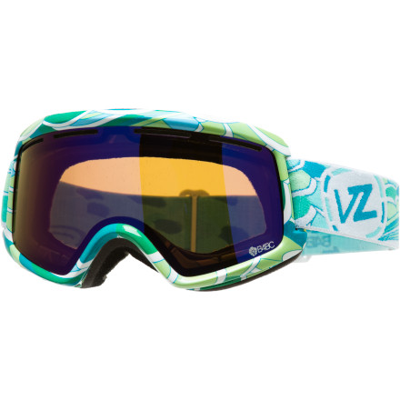 Ski The Von Zipper Beefy Goggles are like a prime cut of grass-fed, all-American steak. All you have to do is throw on some sauce, add a little heat, and ride. Clean-cut style and a great fit will keep your gaze clear so you can spot powder stashes and perfect approaches like the carnivorous hunter you are. - $38.97