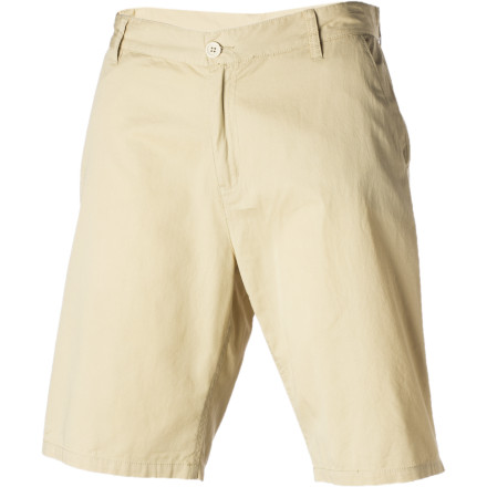 Skateboard When the dog days of summer creep into town and melt all the chocolate within 100 miles, you can certainly get away with wearing just the WeSC Tate Short while you skate. - $23.38