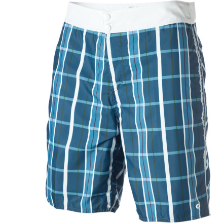 Surf Pack the WeSC Mayer Board Shorts for you next adventure and get two board shorts in one. These laidback boardies are great for beach days or weekend hangouts at the water park. - $37.37