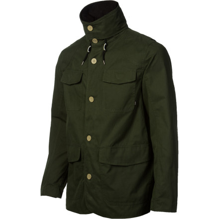We're not sure where the name 'Erssa' comes from, but given the style of the WeSC Erssa Jacket, it can only be safe to assume it has something to do with being tough, handsome, intelligent, and maybe even a little unpredictable at times. Sound familiar - $110.47