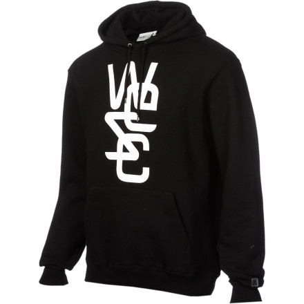 The Overlay Pullover Hoody features a classic WeSC logo screenprint to show your love for the most superlatively conspiratorial brand on Earth. - $37.77