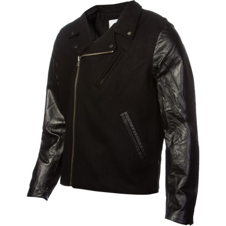 There are clothes, and then there are clothes that change everything. The WeSC Baby Maker Jacket packs the kind of style that should require a warning label. Clothing like this can inspire lust, admiration, jealousy, and a whole bunch of other messy human emotions. Wear it, but wear it with caution. - $164.97