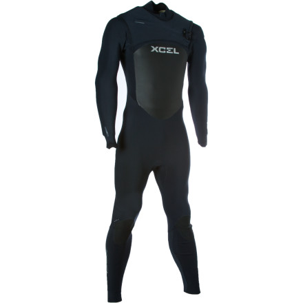 Surf Xcel Hawaii paid close attention to the fit, comfort, and performance details of the Men's 3/2mm Drylock Wetsuit; maybe that's why it won the Surf Industry Manufacturers Association Wetsuit of the Year award A cleverly designed entry system means easy-in and easy-out, carefully crafted sleeve and leg seals eliminate flushing, and dual insulating technologies mean ultimate, comfortable warmth. Space suits would be hard-pressed to cross luxury with performance so effectively. - $263.97
