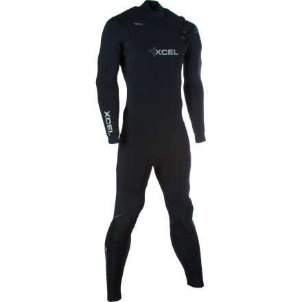 Surf You crave maximum flexibility, easy entry, and rock-solid sealing from your wetsuit. Look towards the XCel Hawaii Men's Infiniti X Zip2 Comp Wetsuit as your weapon of choice. A single-panel body design offers flexibility that makes other suit designs look childish in comparison, and the entry and ankle and sleeve sealing system stops leaks like a plumber on speed. Move with freedom in the set, stay warm, and slay long after your buddies pansy-paddle for the shore. - $199.47