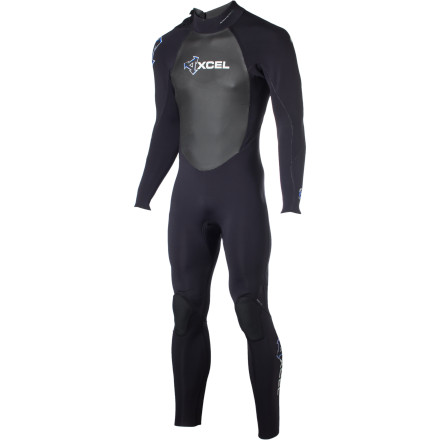Surf Spring may officially be here, but water temps don't rise that quickly. Be ready for the chill with some sunscreen on your nose and the easy-on, easy-off, extra stretchy XCEL Hawaii Men's 3/2 Offset Zip Wetsuit. - $188.97