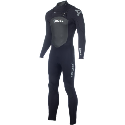 Surf If you can't afford a quiver of wetsuits, then the XCEL Hawaii Men's Infiniti X-Zip 4/3 Wetsuit is your best bet. This versatile fullsuit covers a wide range of temperatures so you're able to surf year-round with the addition of booties, gloves, and a hood in winter conditions. - $259.96
