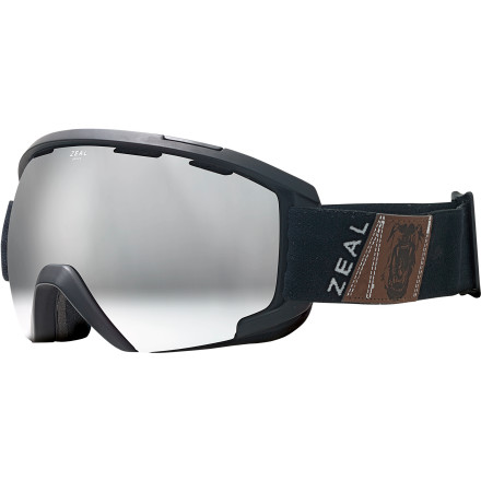 Ski Sharp lines and subtle colorways set off the look of the Zeal Slate Goggle without the need for more neon than the entryway to a casino in Vegas. The optically precise and well-ventilated Optimum lens treats you to the same performance as Zeal's higher-end goggles, but matched to a frame that's entirely different when it comes down to style. See clearly through dark storms, bright pow days, and everything in between when you're wearing the Slate goggle. - $83.27