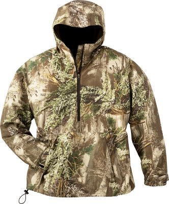 Hunting Revolution Fleece is every bit as soft, quiet and warm as the traditional fleece youve depended on for years. But it has virtually no nap, so burs and other vegetation wont cling to it. Plus, it wont pill and deteriorate, even after repeated washings and wear. 100% waterproof, breathable Dry-Plus lining. Front pouch-style pocket with dual zippered openings. A three-part hood contours to your head without impairing vision. Velcro-adjustable elastic cuffs. High-count tricot lining for easy on and off. Imported. Sizes: M-3XL. Camo patterns: Realtree AP, Seclusion 3D, Vertigo Grey, Mossy Oak Break-Up Infinity Realtree MAX-1. Type: Pullover. Size: X-Large. Camo Pattern: Mossy Oak Break-up Infinity. Size Xl. Color Mo Break-Up Infinity. - $62.88
