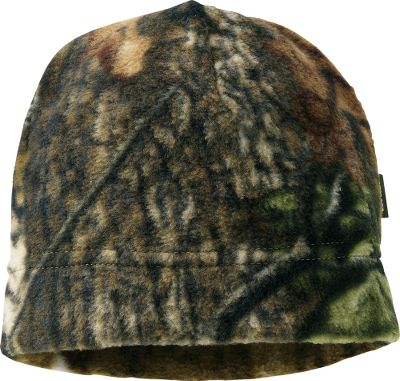 Hunting Tightly woven proprietary yarns give our innovative Youth Fleece Watch Cap four times the wind resistance of conventional fleece without extra weight or bulk. Plus, the durable water-repellent surface sheds rain and snow. One size fits most. Imported. Camo patterns: Blaze Orange, Cabelas Zonz Woodlands. Size: ONE SIZE FITS MOST. Color: Zonz Woodlands. Gender: Unisex. Age Group: Kids. Pattern: Camo. Material: Fleece. - $14.99