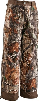 Hunting Crafted of 300-wt. polyester fleece with a plush Sherpa fleece lining, these are ideal for cool-weather play and outdoor fun. They have tough, hard-face fleece exteriors. Fitted pants have cargo pockets and zippered legs. Imported.Sizes: S-XL.Camo pattern: Realtree AP. Type: Pants. Size: X-Large. Camo Pattern: REALTREE AP HD. Size Xl. Color Realtree Ap Hd. - $79.99