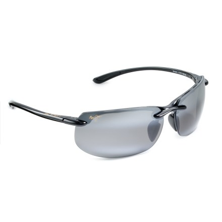 Entertainment Banyans polarized sunglasses shade your eyes from the sun's harmful rays using Maui JimPolarizedPlus(R)2 technology. They also boost colors and eliminate glare, - $219.00