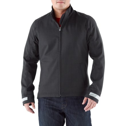 Fitness The Novara Dutchtown bike jacket gives you great protection for riding in some wind and rain. Off your bike, it's a solid everyday option when you want a good-looking jacket. - $59.83
