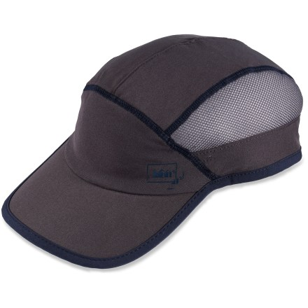 The ventilated REI Sport cap for boys will help them avoid getting overheated so they can play longer and stay cool. - $8.83
