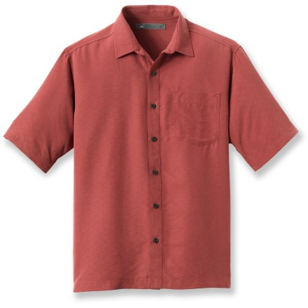 Travel the world in style with the comfortable REI Sausalito shirt. It's your go-to top when you want to look sharp and feel great while on the go. - $29.93