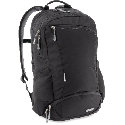 Entertainment The Impulse daypack from STM carries a laptop, books and other necessities in an easy-to-carry backpack. Multiple compartments keep your gear organized and ready to go. - $69.93