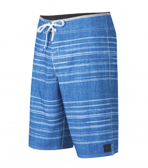 "Surf O'Neill Sanitarium Boardshorts.  Epicstretch.  22"" outseam boardshort features superfly closure; contrast waistband binding; single welt side pocket; woven patch and screened logos. - $32.99"
