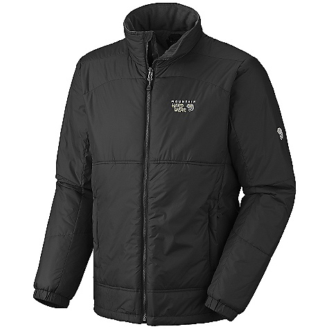 On Sale. Free Shipping. Mountain Hardwear Men's Gondie Trifecta 3-In-1 Jacket DECENT FEATURES of the Mountain Hardwear Men's Gondie Trifecta 3-In-1 Jacket Removable zip-off hood Attached, adjustable, stretch powder skirt Pit zips for additional ventilation Plenty of interior pockets for all your gear One-handed hood and hem drawcords for quick adjustments Zip handwarmer pockets Micro-Chamois-lined chin guard eliminates zipper chafe Thermic Micro insulation throughout Fleece-lined handwarmer pockets Interior zip pocket stores ID, keys, other small essentials Micro-Chamois-lined chin guard prevents zipper chafe The SPECS for Shell Average Weight: 2 lbs 0 oz / 0.91 kg Center Back Length: 32in. / 81 cm Fabric: Body: Downhill Twill 2L (100% nylon) The SPECS for Liner Average Weight: 1 lb 2 oz / 523 g Center Back Length: 29in. / 74 cm Fabric: Body: 30D Micro Taffeta (100% nylon), Insulation: Thermic Micro - $199.99
