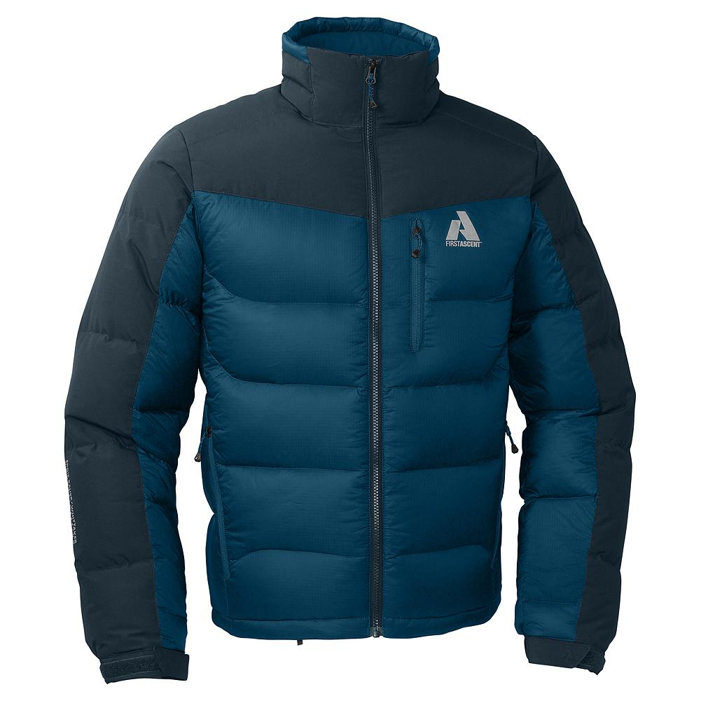 Entertainment Eddie Bauer Mountain Guide Down Jacket - What you'll reach for whenever the temperatures drop and you need a warm, packable jacket without a lot of bulk. The perfect weight for countless cold weather pursuits. - $169.99