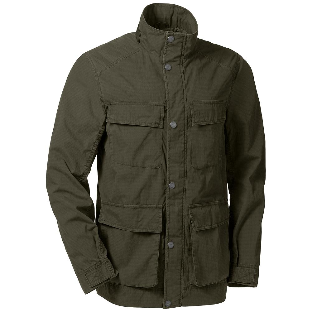 Entertainment Eddie Bauer Travex Jacket - Rugged, good looking and built to last. Water-repellent, lightweight ripstop shell with secure pockets to safely store your on-the-go essentials. Imported. - $169.00