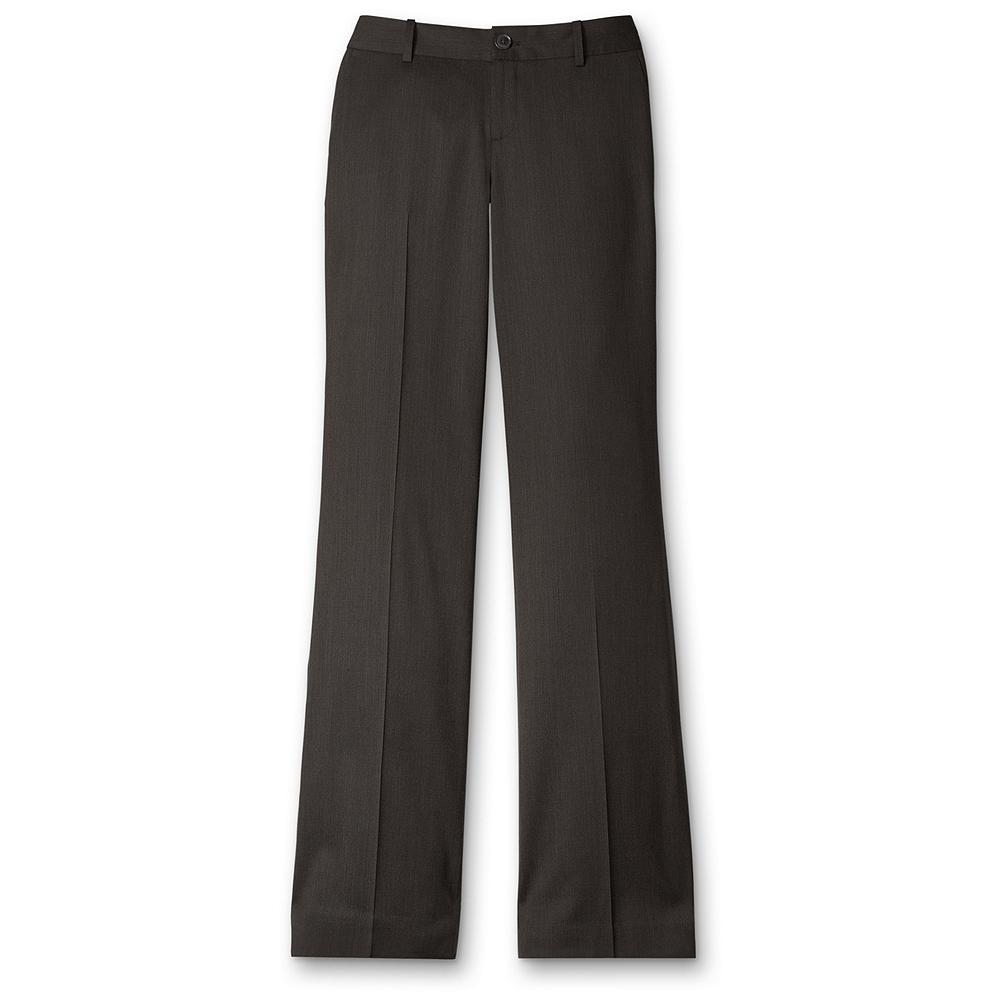 "Eddie Bauer Mercer Fit Garbadine Trousers - Breathable & lightweight, our fine wool gabardine trousers are perfect in every season. Mercer fit. Inseam: Reg. 32"". Imported. - $39.99"