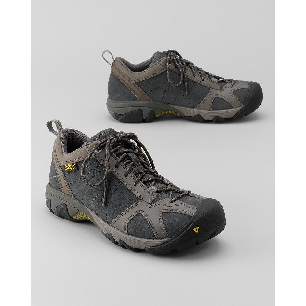 Fitness KEEN Ambler Shoes - These KEEN lace-up light hikers will take you up steep single-track trails, over piles of boulders, or through fields of cacti. - $69.99