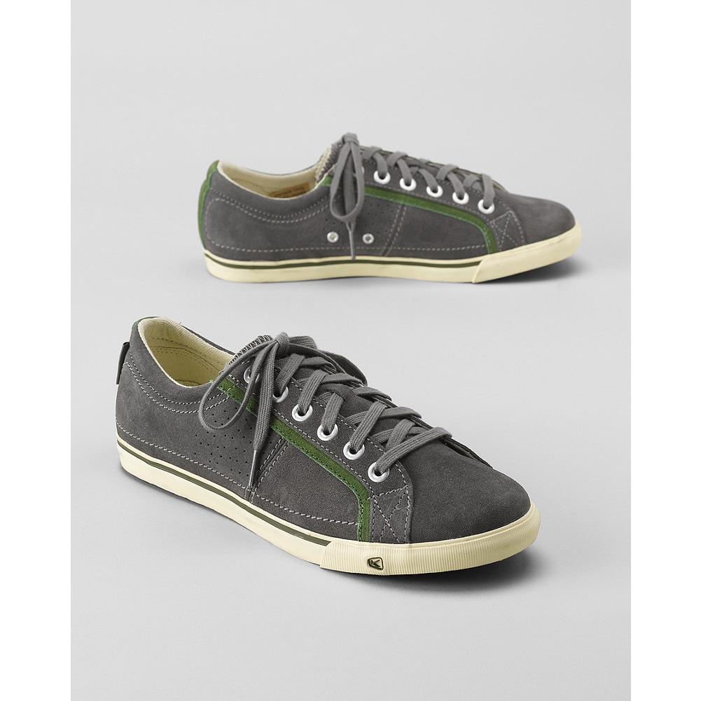 Entertainment KEEN Arcata Shoes - A modern spin on the classic sneaker, these casual lace-up shoes by Keen feature a rich suede upper and a removable polyurethane molded footbed for all-day comfort and support. - $39.99