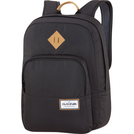 Camp and Hike Keep life simple with the DAKINE Capitol 23L Backpack. Or you can trying to carry all your stuff in a trashbagbut does your trashbag have a laptop compartment' - $27.97
