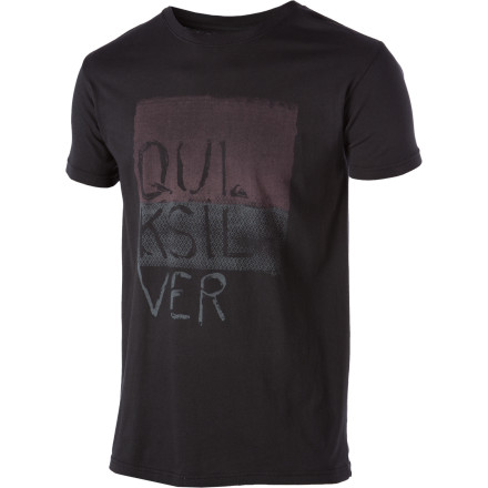 Surf Quiksilver Para Logo T-Shirt - Short-Sleeve - Men's - $16.25
