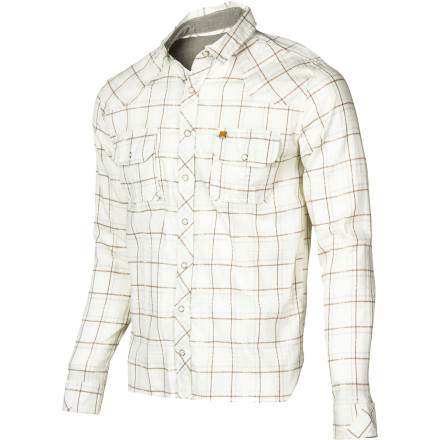 Arbor Gambler Shirt - Long-Sleeve - Men's - $48.97