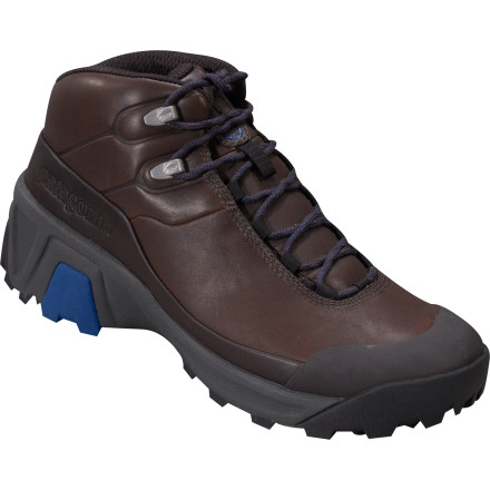 Camp and Hike You need reliable means to get you far away from the trappings of society, and the Patagonia P26 Mid Boot readily tackles the miles to serenity. The thing about the path to peace is that it's often littered with tough natural obstacles, but the P26 handles these with ease. - $69.98