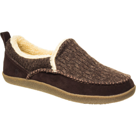Entertainment Slip on the Acorn Men's Crosslander Moc, relight the fire in the wood stove, and sit down with a good book. How could life get any better' - $67.96