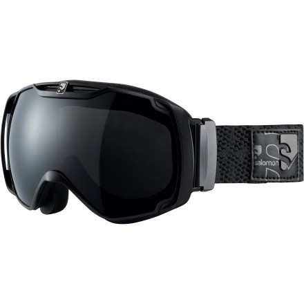 Ski When Salomon designers sketched out the Xtend Goggle line-up, they focused on three things: field of vision, fog-free performance, and a perfect fit. The Xtend Xcite 10 Goggle is the successful embodiment of those ideals. - $154.95
