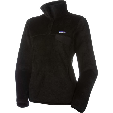 Soft, snuggly fleece and feminine seaming distinguish the Patagonia Women's Re-Tool Snap-T Fleece Pullover. Available in a fresh crop of colors, this Patagonia classic never fails to deliver unbeatable comfort. - $83.30