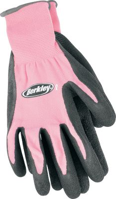 Fishing Highly flexible with a textured rubber grip. These pink gloves ergonomically fit the shape of female anglers while providing exceptional grip and protection from fish-handling hazards. Imported. Color: Pink. Gender: Female. - $2.99