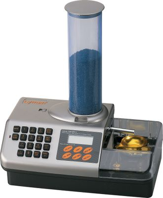 Lyman has combined several key elements of reloading into a single revolutionary time-saving unit. The 1200 DPS 3 Digital Powder System is a sensitive electronic powder scale, an automatic powder dispenser, and a high-tech powder trickler. Featuring a clear digital readout and an easy-to-use control panel, the DPS 3 can store up to 100 different loads in its internal memory system. Just enter the load you want and the unit is ready to begin dispensing powder accurately to within 1 10 grain. No powder calibration is necessary. You can also get interactive reloader's log that will allow you to download data into the DPS 3 from your personal computer. Can be used as a complete dispensing system, or as a stand-alone scale or a powder trickler. For use with smokeless powder only, do not use with black powder. - $259.99