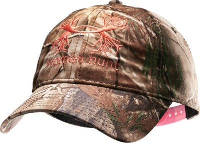 Hunting Hunting cap with HeatGear sweatband wicks moisture away. 96/4 polyester/spandex. One size fits most. Imported. Camo pattern: Realtree AP. - $24.99