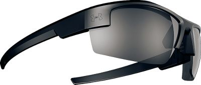 Entertainment The aggressively styled Under Armour Reliance Sunglasses with ArmourFusion frames boast superior strength, lightweight comfort, and their inherent memory secures its face-fitting shape. Built for rough treatment, these sunglasses have passed the ANSI Z87.1 high-impact test and the MIL-PRF-31-13 Military Ballistics Standards test. ArmourSight lenses are up to 10 times stronger than polycarbonate lenses and deliver up to 20% enhanced vision from edge to edge. The easy-to-clean lenses boast Multiflection lens coatings that guard against scratches and smudges. The three-point grip, an adjustable nose pad and the cushioned, shock-absorbing hinges ensure a customizable, comfortable and secure fit. One size fits most. Imported. - $99.99