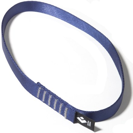 Climbing These nylon runners are perfect for reducing rope drag and keeping your rope running straight. - $2.93