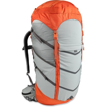 Camp and Hike This clean-featured weekend warrior features souped-up technology and materials, helping you cut weight and transition toward the ultralight mantra, without cutting the handle off your toothbrush. - $99.93