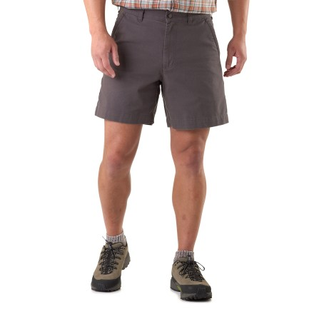 Camp and Hike The venerable Patagonia Stand Up shorts are made tough to take on your daily adventures. - $28.83